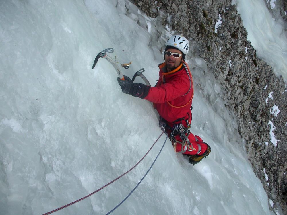 Alpine Ski Mountaneering